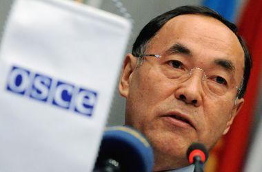 ОБСЕ   выразила надежду на скорейшее освобождение второй группы наблюдателей