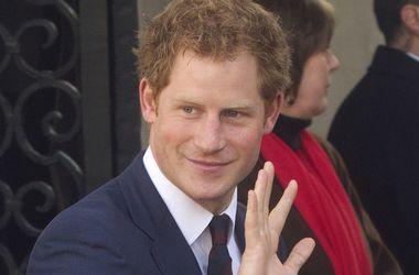 Принц Гарри получил предложение руки и сердца в Чили