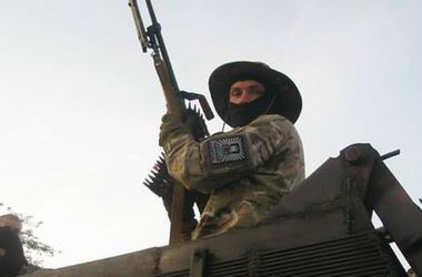 "Батальон ""Азов"" опубликовал  фото своих бойцов"
