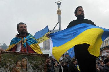 На Пятом вече на Майдане обсудят  перемирие   на востоке