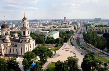 В Донецке сегодня жгли  шины и мусор - городской совет