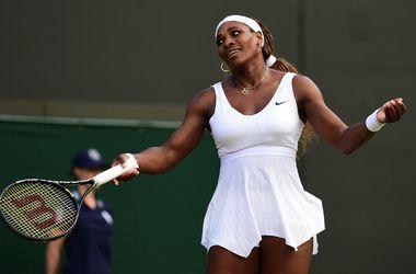 Сильнейшая теннисистка мира Серена Уильямс покинула Уимблдон