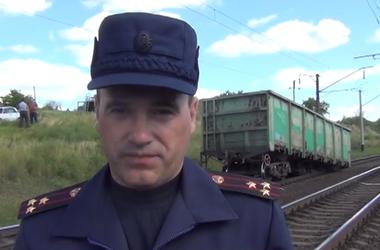 В Черкасской области восстановлено  движение поездов после аварии грузового поезда - ГСЧС