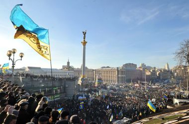 На Майдане Независимости проходит очередное вече: онлайн-трансляция