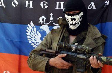 В Донецке  террористы захватили военную часть - МВД