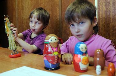 В Краматорске остался только один ребенок,  он в реанимации,   остальных  вывезли - МВД