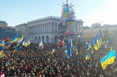 Майдан требует ввести в Донбассе военное положение