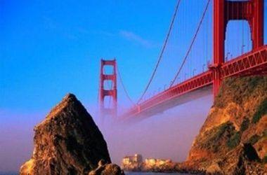 Мост Золотые ворота в Сан-Франциско оборудуют сетками от самоубийц