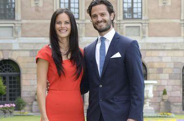 Шведский принц обручился с известной моделью