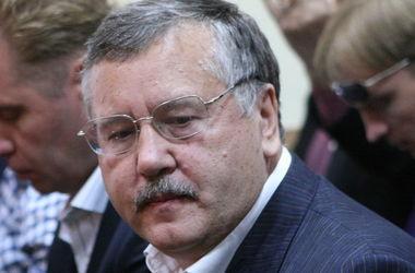 """Гриценко: Порошенко вскоре может перейти к плану """"Б"""""""