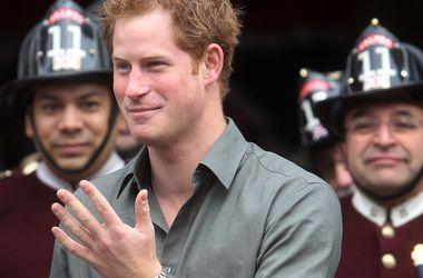 """Принц Гарри: """"Мой племянник похож на Уинстона Черчилля"""""""