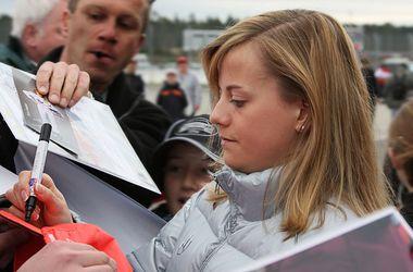 Женщина выступит в Формуле-1 впервые за 22 года