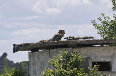 Один военнослужащий погиб, восемь ранено в Донбассе - Тымчук