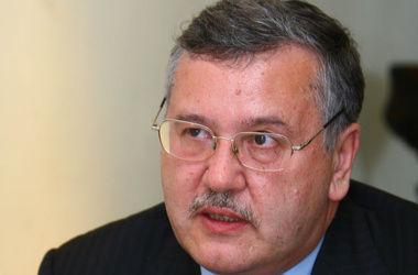 Гриценко: Порошенко анонсировал кадровые изменения в силовом блоке