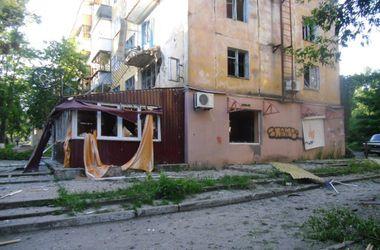 Как выглядит Краматорск после ночных боев