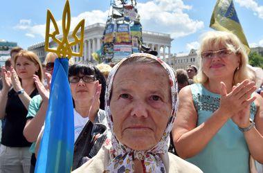 Население и военные поддержали возобновление АТО в Донбассе - Геращенко