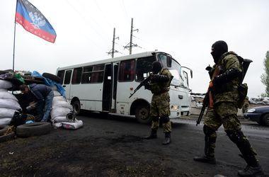 В Донецкой области в связи с АТО отменили междугородние маршрутки