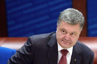 Порошенко: Украина готова остановить проведение АТО