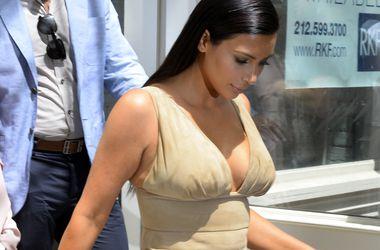 Ким Кардашьян была поражена пародией на своего мужа