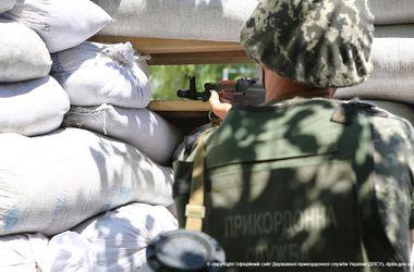 Ситуация на восточной границе: 1 пограничник погиб, 8 ранено