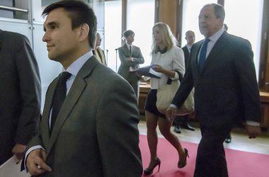 Климкин: Украина пойдет лишь на двухстороннее прекращение огня