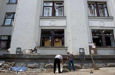 Луганская ОГА оценила убытки от боев в регионе