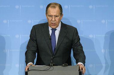 Лавров объяснил, кто должен  наблюдать за перемирием в Украине