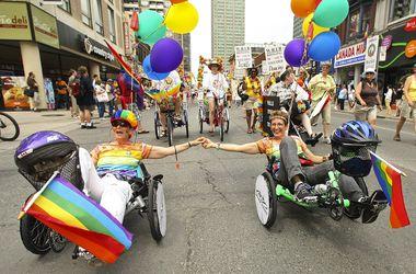 В Киеве проведут гей-парад