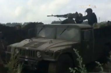 Террористы активно обстреливают дома жителей Донбасса
