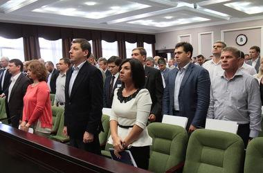 В Киевраде создали комиссию по АТО
