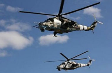 Российская военная авиация нарушила воздушное пространство Украины