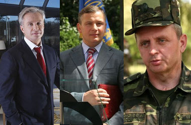 Милиционер, боевой генерал и бизнесмен. Кто будет командовать украинской армией?