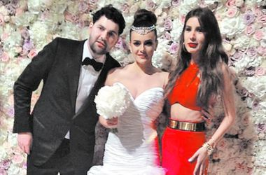 Игорь Крутой потратил на свадьбу приемной дочери 5 млн. рублей