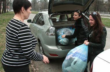 Столичный центр для переселенцев рискует остаться без помещения