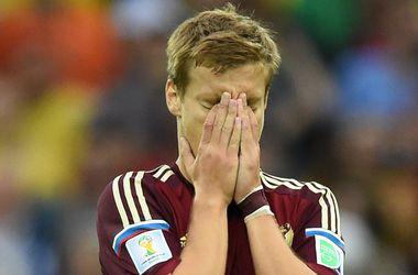 Игроки и тренеры сборной России не получат за ЧМ-2014 никакого вознаграждения