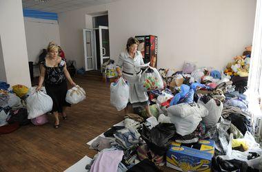 В Харьковскую область переехали 15 тысяч беженцев из Донбасса
