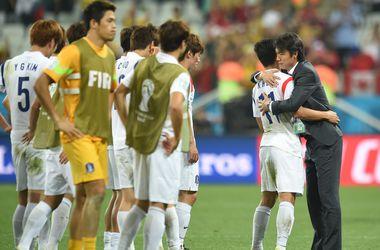 В Корее не приняли отставку главного тренера