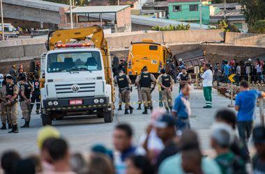 Из-за трагедии в Белу-Оризонти закроют фан-зону чемпионата мира