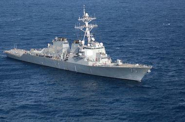 В Черное море вошла группа боевых кораблей НАТО
