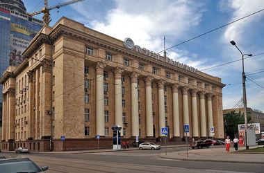 Вооруженные боевики заняли здание Минугля в Донецке