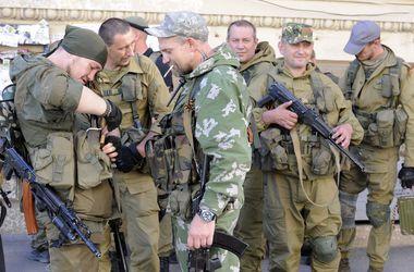 Боевики пришли в здание госархива в Донецке