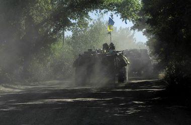 СНБО: Коридора для вывоза мирных жителей с Донбасса пока нет
