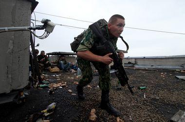 Боевики продолжают активные действия на границе и на подконтрольных территориях – СНБО