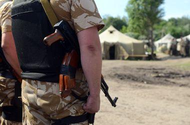СНБО не исключает введения военного положения на востоке
