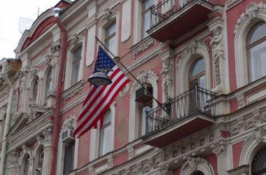 В России напали на консульство США