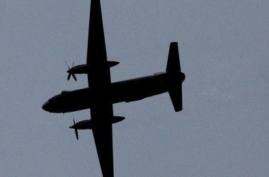 Украинские пограничники следят за границей на частном самолете
