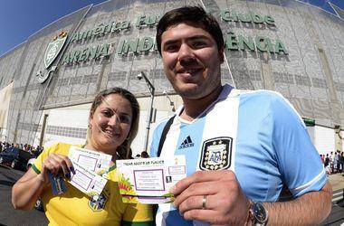 В перепродаже билетов заподозрили даже главу Ассоциации футбола Аргентины