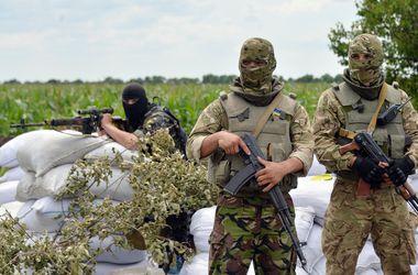 За четверо суток АТО уничтожены более 500 террористов