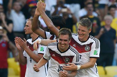 Германия установила рекорд чемпионатов мира