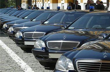 Кабмин продал почти половину правительственных авто